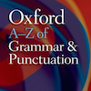Oxford A-Z of Grammar & Punctuation